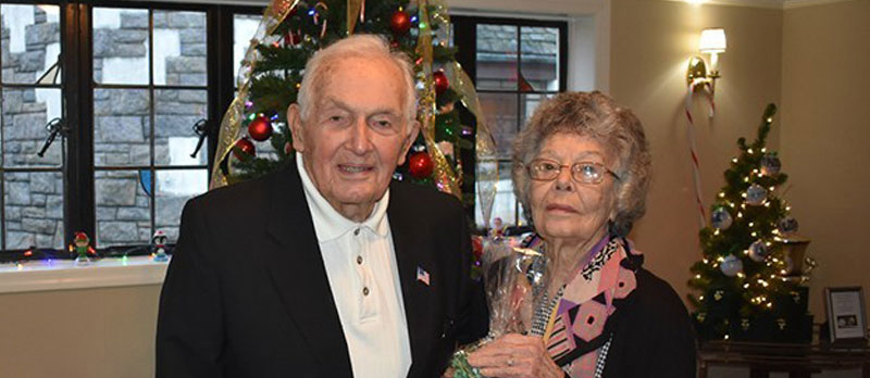 Donor Couple Supports Mill Neck for 25 Years