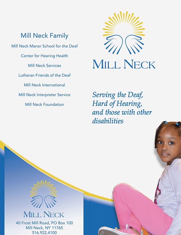 Mill Neck Family Trifold